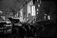 Teatro Sociale, Como, coro, coristi,