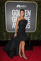 Heidi Klum arrives at the 75th Annual Golden Globe Awards at the Beverly Hilton in Beverly Hills, CA on Sunday, January 7, 2018.<br /> *Editorial Use Only*<br /> CAP/PLF/HFPA<br /> &copy;HFPA/PLF/Capital Pictures