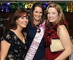 Laura Donlon, Marie Moloney and Aoife Doolan in The Kube on Saturday night. Picture: Eamonn Keogh (MacMonagle, Killarney).