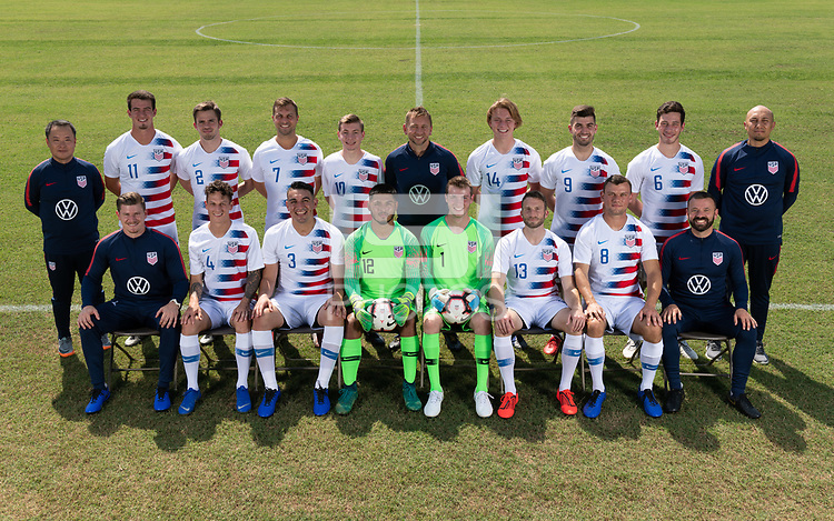 Rome, GA - Friday, June 21, 2019:  Para 7 USMNT headshot of Para 7 USMNT.