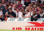 Alex Ferguson manager of Manchester Utd - Barclays Premier League - Aston Villa v Manchester Utd - Villa Park Stadium - Birmingham - England - 19th August 1995 - Picture Sportimage
