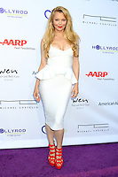 PACIFIC PALISADES, CA - JULY16: Charlotte Ross at the 18th Annual DesignCare Gala on July 16, 2016 in Pacific Palisades, California. Credit: David Edwards/MediaPunch
