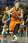Montakit Fuenlabrada's Rolands Smits during Eurocup, Top 16, Round 2 match. January 10, 2017. (ALTERPHOTOS/Acero)