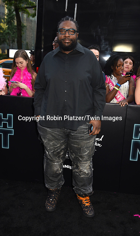 Questlove attends the &quot;Rough Night&quot; World Premiere on June 12, 2017 at AMCLowes Lincoln Square 13 in New York, New York, USA.<br /> <br /> photo by Robin Platzer/Twin Images<br />  <br /> phone number 212-935-0770