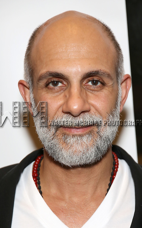 Anthony Azizi attends the Opening Night Performance press reception for the Lincoln Center Theater production of 'Oslo' at the Vivian Beaumont Theater on April 13, 2017 in New York City.