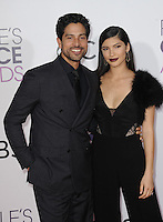 www.acepixs.com<br /> <br /> January 18 2017, LA<br /> <br /> Adam Rodriquez arriving at the People's Choice Awards 2017 at the Microsoft Theater on January 18, 2017 in Los Angeles, California.<br /> <br /> By Line: Peter West/ACE Pictures<br /> <br /> <br /> ACE Pictures Inc<br /> Tel: 6467670430<br /> Email: info@acepixs.com<br /> www.acepixs.com