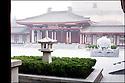 2006- Chine- Xian, pagode de l'oie sauvage.