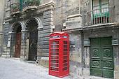 British Heritage in Malta, an ex-colony