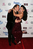 LOS ANGELES, CA - NOVEMBER 9: Joyce Giraud, Michael Ohoven, at the 2nd Annual Vanderpump Dog Foundation Gala at the Taglyan Cultural Complex in Los Angeles, California on November 9, 2017. Credit: November 9, 2017. <br /> CAP/MPI/FS<br /> &copy;FS/MPI/Capital Pictures