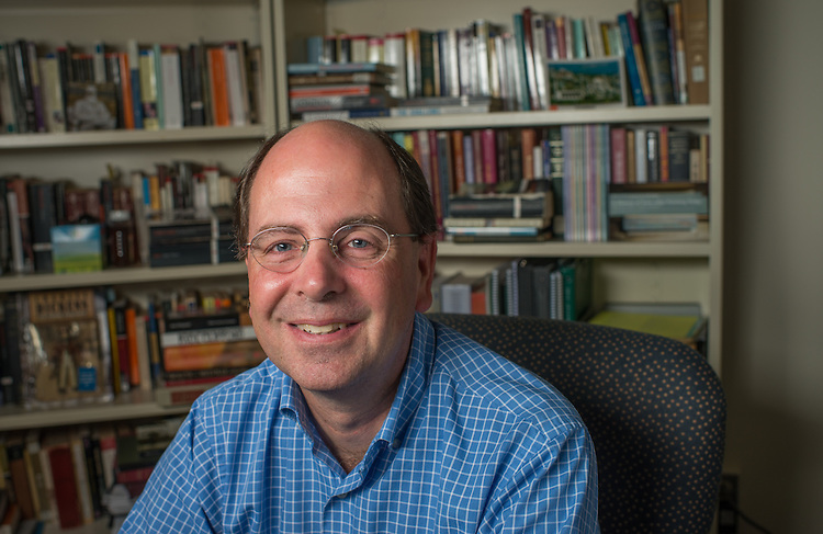 Joe McLaughlin, English, faculty, College of Arts and Sciences