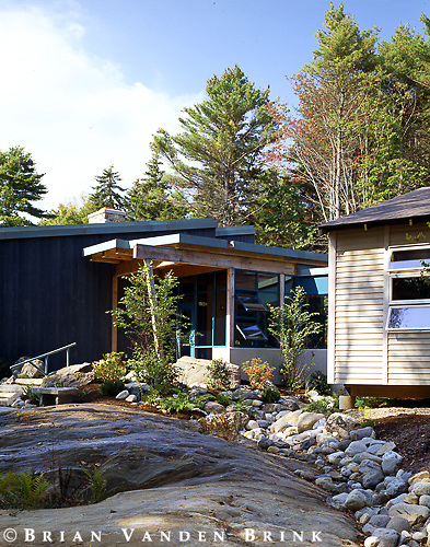 Burt & Weinrich Architects.Darling Marine Research.Damariscotta, Me.