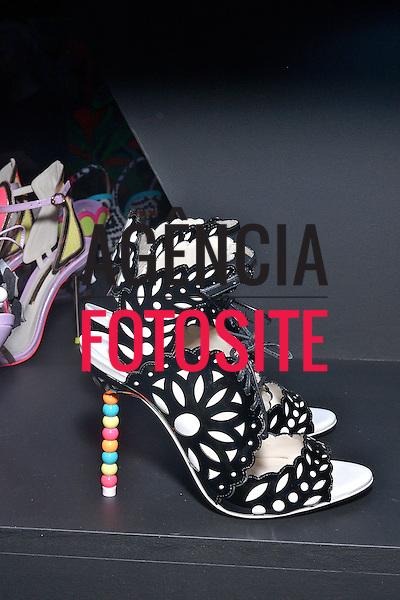 Londres, Inglaterra &sbquo;09/2014 - Desfile de Sophia Webster na Semana de moda de Londres  -  Verao 2015. <br /> <br /> Foto: FOTOSITE