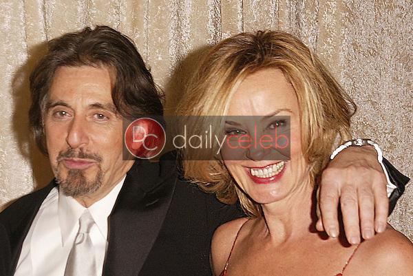Meryl Streep, Al Pacino and Jessica Lange