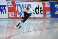 SCHAATSEN: ERFURT: Gunda Niemann Stirnemann Eishalle, 21-03-2015, ISU World Cup Final 2014/2015, Bart Swings (BEL), ©foto Martin de Jong