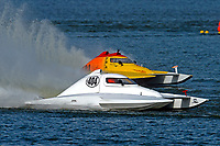 "Rich Wilhelm, S-404 ""Power Shot"", S-581, ""Twister""    (2.5 Litre Stock hydroplane(s)"