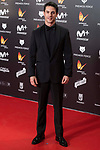 Alejo Sauras attends red carpet of Feroz Awards 2018 at Magarinos Complex in Madrid, Spain. January 22, 2018. (ALTERPHOTOS/Borja B.Hojas)