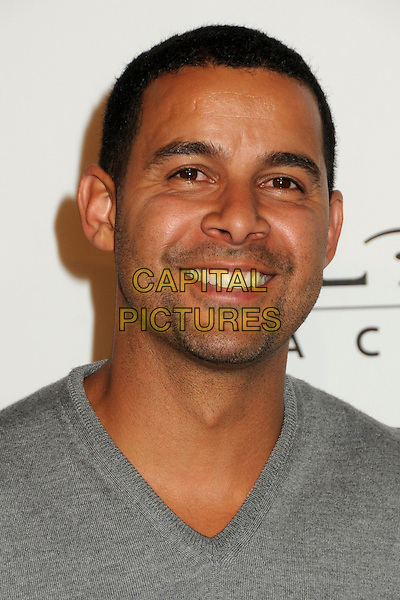 "JON HUERTAS.Xbox 360's ""Halo: Reach"" Game Launch held at Rob Dyrdek's Fantasy Factory, Los Angeles, California, USA..September 8th, 2010.headshot portrait grey gray stubble facial hair.CAP/ADM/BP.©Byron Purvis/AdMedia/Capital Pictures."