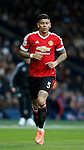 Marcos Rojo of Manchester United - English Premier League - West Bromwich Albion vs Manchester Utd - The Hawthorns Stadium - West Bromwich - England - 6th March 2016 - Picture Simon Bellis/Sportimage