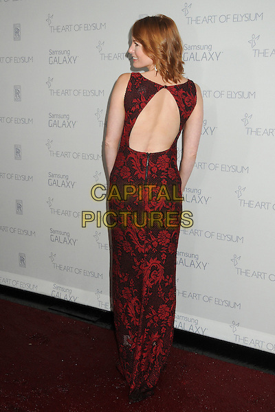 10 January 2015 - Santa Monica, California - Alicia Witt. The Art of Elysium&rsquo;s 8th Annual Heaven Gala held at Hangar 8.   <br /> CAP/ADM/BP<br /> &copy;Byron Purvis/AdMedia/Capital Pictures