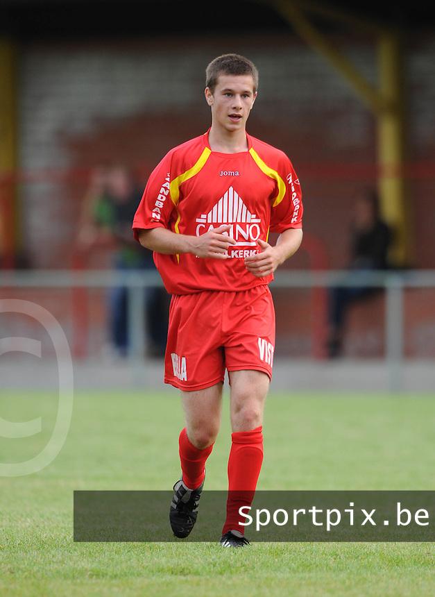 SK Spermalie : Joachim Vandycke.foto VDB / BART VANDENBROUCKE