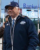 Red Gendron (Maine - Head Coach) - The University of Maine Black Bears defeated the University of Connecticut Huskies 4-0 at Fenway Park on Saturday, January 14, 2017, in Boston, Massachusetts.