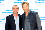 LOS ANGELES - MAY 15: Liev Schreiber, Grafton Doyle at The Actors Fund's Edwin Forrest Day celebration at a private residence on May 15, 2016 in Sherman Oaks, California