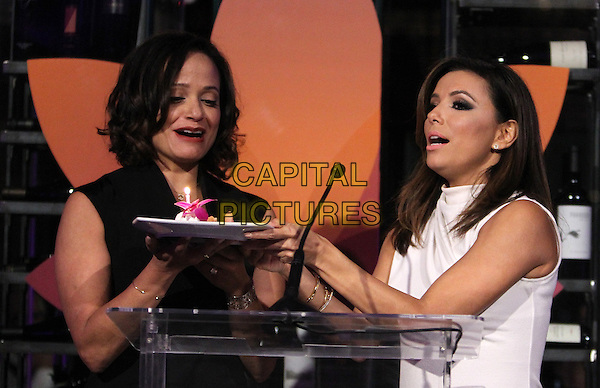 Hollywood, CA - November 05 Judy Reyes, Eva Longoria Attending The Eva Longoria Foundation Annual Dinner - Inside  At Beso On November 05, 2015. <br /> CAP/MPI/FS<br /> &copy;FS/MPI/Capital Pictures