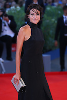 Stefania Rocca attends the red carpet for the Kineo Award, during the 72nd Venice Film Festival at the Palazzo Del Cinema in Venice, Italy, September 6, 2015.<br /> UPDATE IMAGES PRESS/Stephen Richie