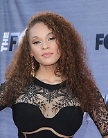 WEST HOLLYWOOD, CA - FEBRUARY 8: Cheyenne Elliott, at The FOX season finale viewing party for The Four: Battle For Stardom at Delilah in West Hollywood, California on February 8, 2018. Credit: Faye Sadou/MediaPunch