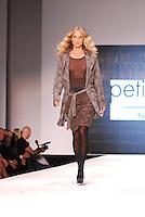 Petit Pois by Viviana G. Model, Alisa Basyuk, at Miami Beach International Fashion Week, Miami, FL  2011