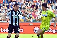 2019/04/20 Udinese vs Sassuolo
