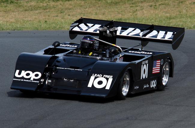 UoP Shadown Can-Am car