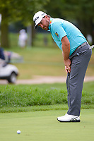 Graeme McDowell (NIR) barely misses his birdie putt on 11 during Rd4 of the 2019 BMW Championship, Medinah Golf Club, Chicago, Illinois, USA. 8/18/2019.<br /> Picture Ken Murray / Golffile.ie<br /> <br /> All photo usage must carry mandatory copyright credit (© Golffile | Ken Murray)