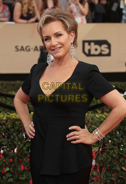 29 January 2017 - Los Angeles, California - Gabrielle Carteris. 23rd Annual Screen Actors Guild Awards held at The Shrine Expo Hall. <br /> CAP/ADM/FS<br /> &copy;FS/ADM/Capital Pictures