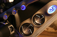 Belo Horizonte_MG, Brasil...Detalhe do velocimetro de um Astra...Detail an Astra speedometer...Foto: LEO DRUMOND / NITRO