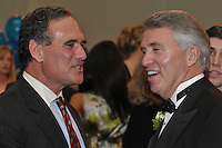 Guest and Jack Ford. Yale University Department of Athletics Blue Leadership Ball 2009. Formal Dinner at the Lanman Center, Presentation of Awards to Blue Leader Honorees and Speaches.