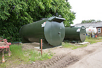 Bunded & secure farm fuel tanks - Lincolnshire