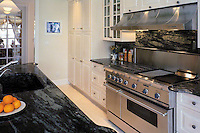 Modern Sleep Kitchen With High Tech Custom Lighting