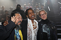 Asap Rocky in the front row<br /> Dior Homme show, Front Row, Pre Fall 2019, Tokyo, Japan - 30 Nov 2018<br /> CAP/SAT<br /> &copy;Satomi Kokubun/Capital Pictures