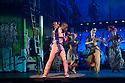 "UK. 21/07/2011.  ""FELA!"" opens at Sadler's Wells. FELA! is a provocative hybrid of dance, theatre and music exploring the extravagant world of Afrobeat legend Fela Kuti. Photo credit: Jane Hobson"