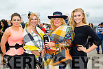 Enjoying  Ladies Day at the Listowel Harvest Racing Festival on Friday were l-r Sophie Lynch, Juliette Lynch, Tracy Dowling and Alex Dowling all from Listowel