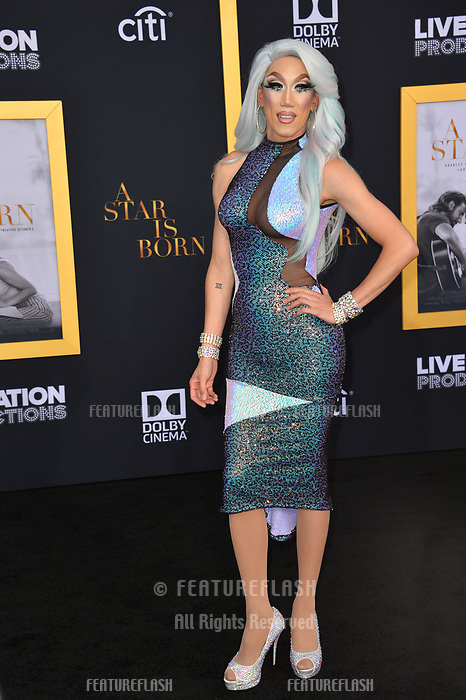 LOS ANGELES, CA. September 24, 2018: Dennis Tong at the Los Angeles premiere for &quot;A Star Is Born&quot; at the Shrine Auditorium.<br /> Picture: Paul Smith/Featureflash