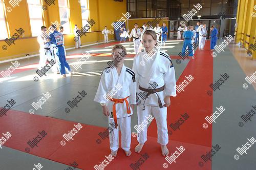 Judo jeugd topsportschool Antwerpen: Provincie Limburg