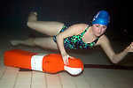Pix, Shaun Flannery/sf-pictures.com..COPYRIGHT PICTURE>>SHAUN FLANNERY>>01302-570814>>..Doncaster News Use Only.......13th April 2006......Members of Edlington Lifesaving Club who have performed well in the National Lifesaving Speed Championships..Laura Richards shows off her skills., Pix: Shaun Flannery/shaunflanneryphotography.com...COPYRIGHT PICTURE>>SHAUN FLANNERY>01302-570814>>07778315553>>..