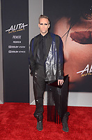 LOS ANGELES, CA - FEBRUARY 05: Justin Trantor at the premiere of 'Alita: Battle Angel'  at Westwood Regency Theater on February 5, 2019 in Los Angeles, California. <br /> CAP/MPI/DE<br /> &copy;DE//MPI/Capital Pictures