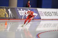 SPEEDSKATING: CALGARY: Olympic Oval, 25-02-2017, ISU World Sprint Championships, 1000m Men, Artur Nogal (POL), ©photo Martin de Jong
