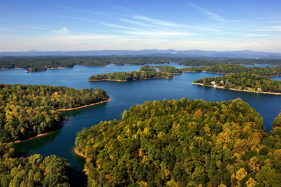 The Reserve is a golf and resort community located on lake Keowee in the Blue Ridge Mountains of South Carolina.