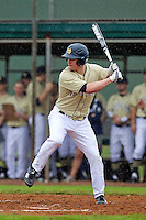 Notre Dame Fighting Irish outfielder Ryan Bull #19 during a game against the Illinois Fighting Illini at the Big Ten/Big East Challenge at Walter Fuller Complex on February 17, 2012 in St. Petersburg, Florida.  (Mike Janes/Four Seam Images)