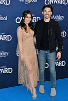 """LOS ANGELES, CA: 18, 2020: Ashley Iaconetti & Jared Haibon at the world premiere of """"Onward"""" at the El Capitan Theatre.<br /> Picture: Paul Smith/Featureflash"""