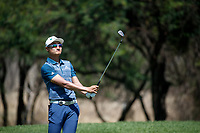 Haotong Li (CHN) during the 2nd round at the Nedbank Golf Challenge hosted by Gary Player,  Gary Player country Club, Sun City, Rustenburg, South Africa. 09/11/2018 <br /> Picture: Golffile | Tyrone Winfield<br /> <br /> <br /> All photo usage must carry mandatory copyright credit (&copy; Golffile | Tyrone Winfield)